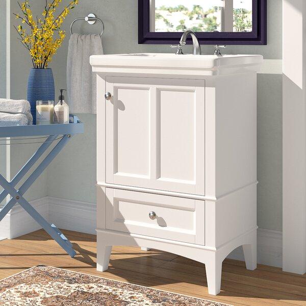 Landreneau 24 Single Bathroom Vanity Set by Charlt