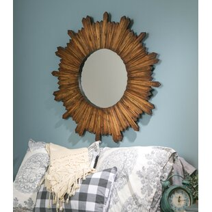 Cooper Classics Sunburst Wall Mirror