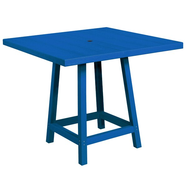 Cosentino Pub Table by Rosecliff Heights