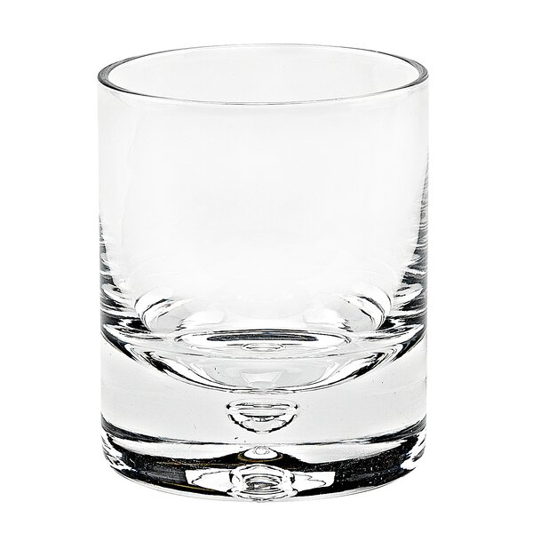 Stefany Rock / Bubble Old Fashioned Glass (Set of 4) by Orren Ellis