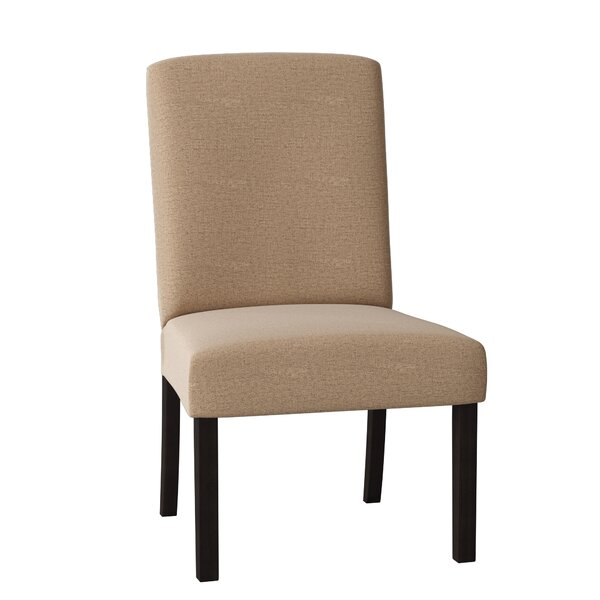 Lahr Velvet Upholstered Dining Chair by Bloomsbury Market Bloomsbury Market