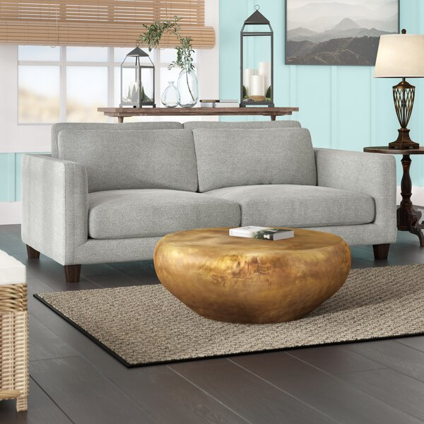 Cruise Double Cushion Sofa by George Oliver