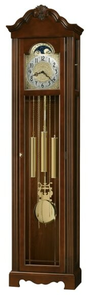 Nicea 75.5 Grandfather Clock by Howard Miller®