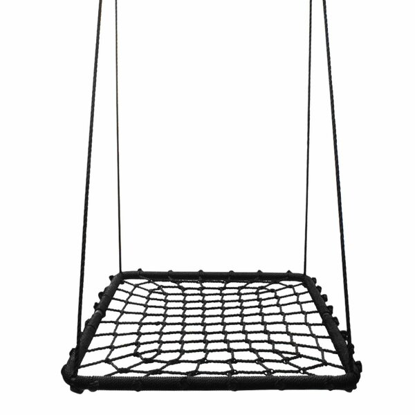 Outdoor Swing Seat Accessory With Hanging Kit by Khomo Gear