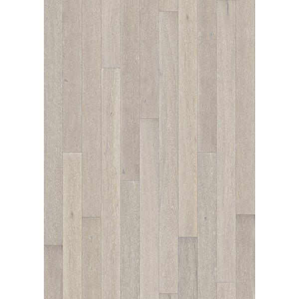 Canvas 5 Engineered Oak Hardwood Flooring in Strobe by Kahrs