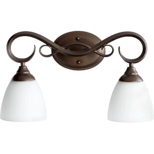 Price Check Beamish 2-Light Vanity Light By Andover Mills