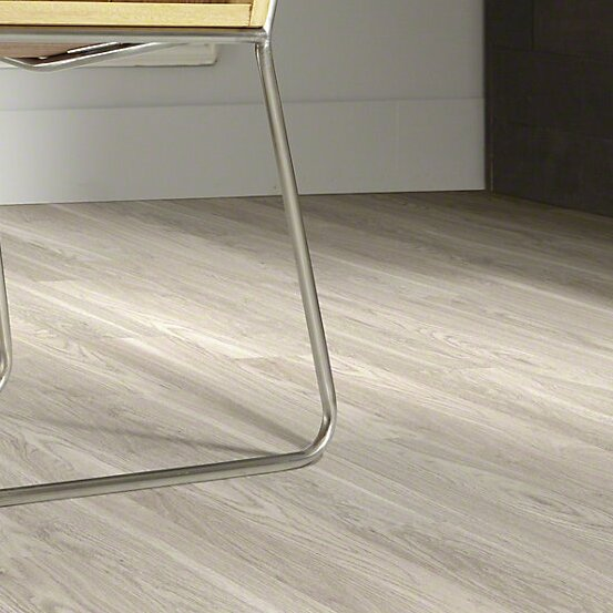 De Soto 7 x 48 x 2.03mm Luxury Vinyl Plank in Shadow by Shaw Floors