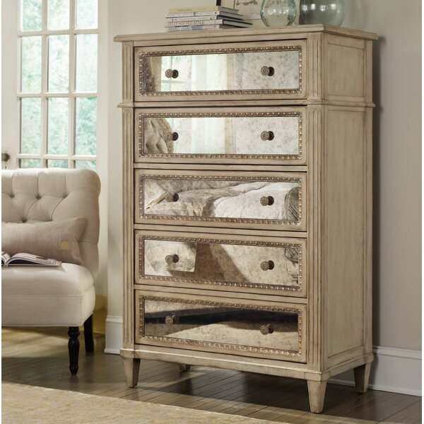 Sanctuary 5 Drawer Chest by Hooker Furniture