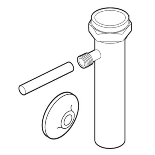 Commercial Flush Valve Trap Primer by Moen
