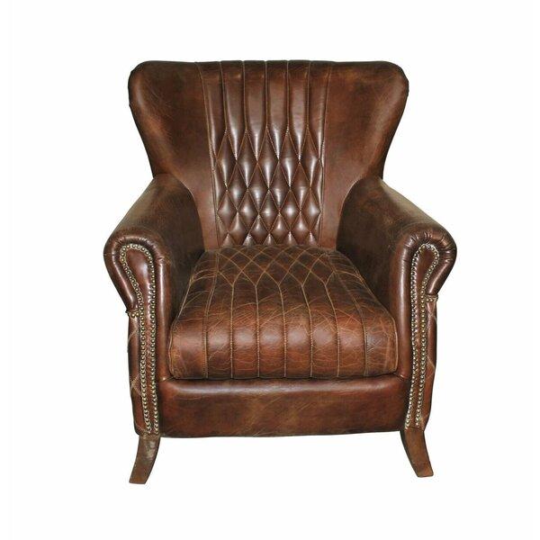 Riddell Club Chair by Loon Peak Loon Peak