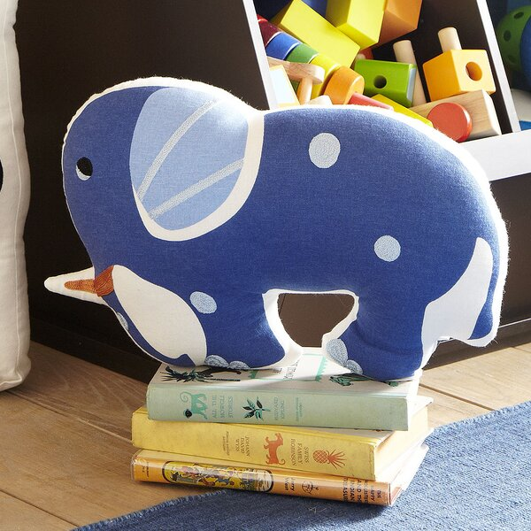 Elephant Ark Pillow by Birch Lane Kids™