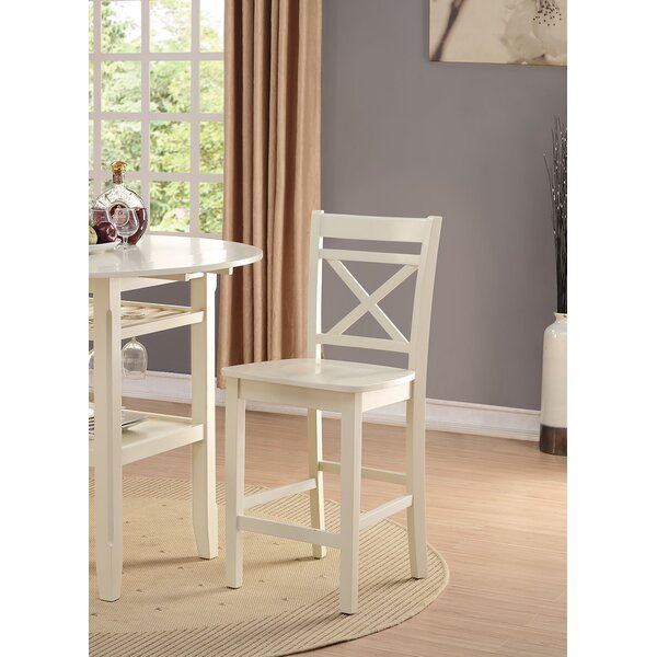 Burroughs Dining Chair (Set of 2) by Highland Dunes