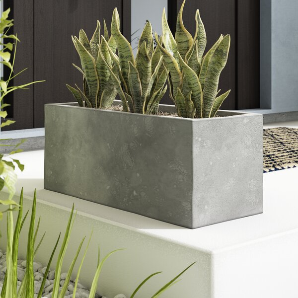 Huson Planter Box by Orren Ellis