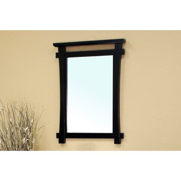 Tompkins Mirror by Bellaterra Home