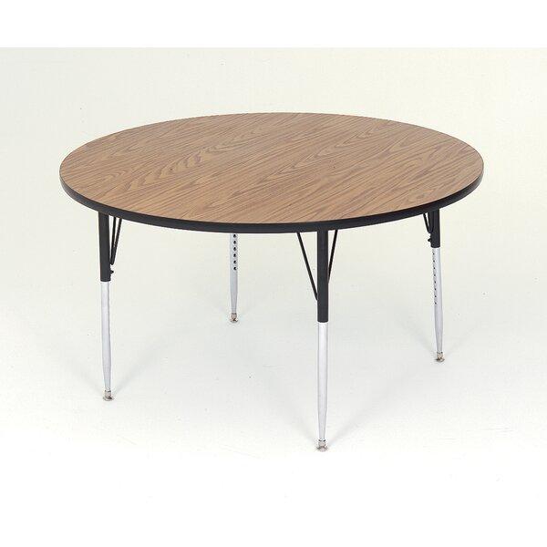 36'' Circular Activity Table by Correll, Inc.