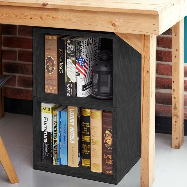 Tallman Under Desk Standard Bookcase by Ebern Designs