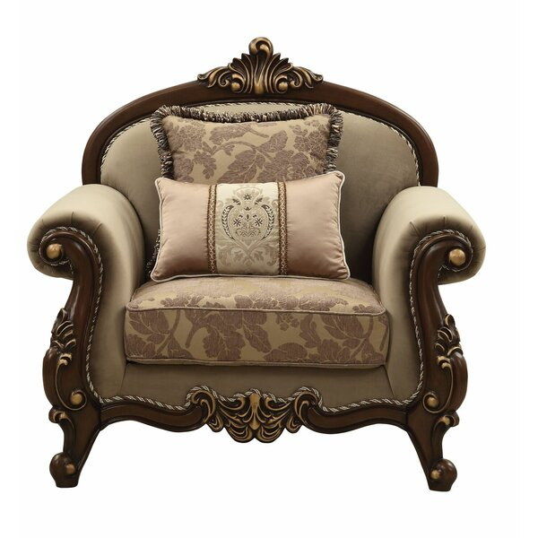 Rittenhouse Armchair by Astoria Grand Astoria Grand