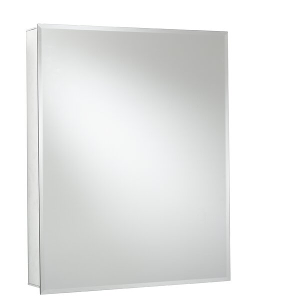 20 x 26 Recessed or Surface Mount Medicine Cabinet by Jacuzzi®