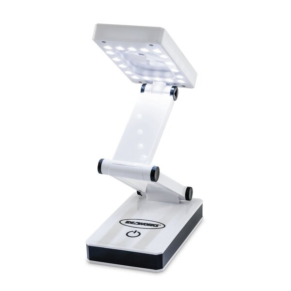 Super Bright LED Magnifier 10 Desk Lamp (Set of 2) by Ideaworks