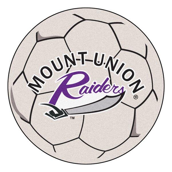 NCAA University of Mount Union Soccer Ball by FANMATS