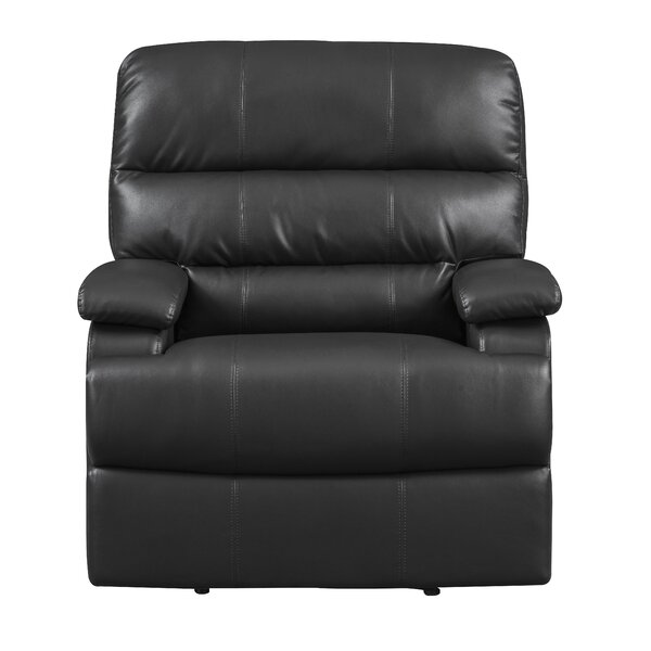 Moorebank Scottsdale Manual Recliner by Latitude Run