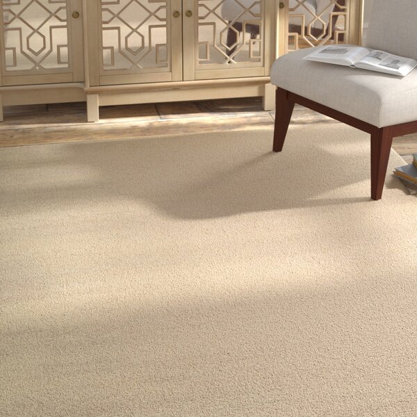 Soualem Gray/Ivory Area Rug by Bloomsbury Market