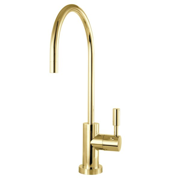 Concord Reverse Osmosis System Filtration Water Air Gap Single Handle Kitchen Faucet by Kingston Brass Kingston Brass