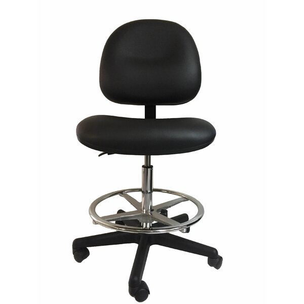 Mid-Back Desk Chair by Industrial Seating