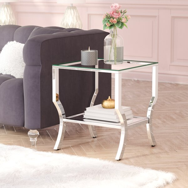 Anndale End Table by Willa Arlo Interiors