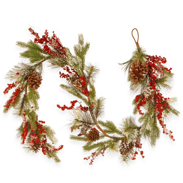 Pine Cone Garland by National Tree Co.