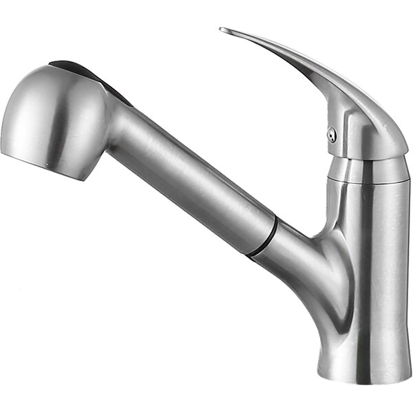 Del Acqua Series Single Handle Kitchen Faucet by ANZZI