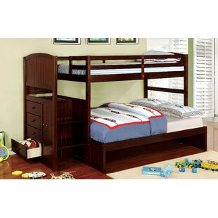 Comparison Moses Twin Over Full Bunk Bed ByHarriet Bee