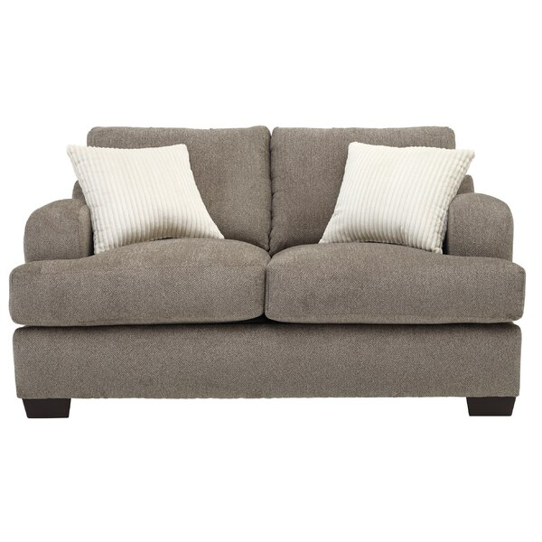 Scoggin Loveseat by Ebern Designs