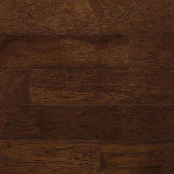 Specialty 5 Engineered Hickory Hardwood Flooring in Hickory Spice by Somerset Floors