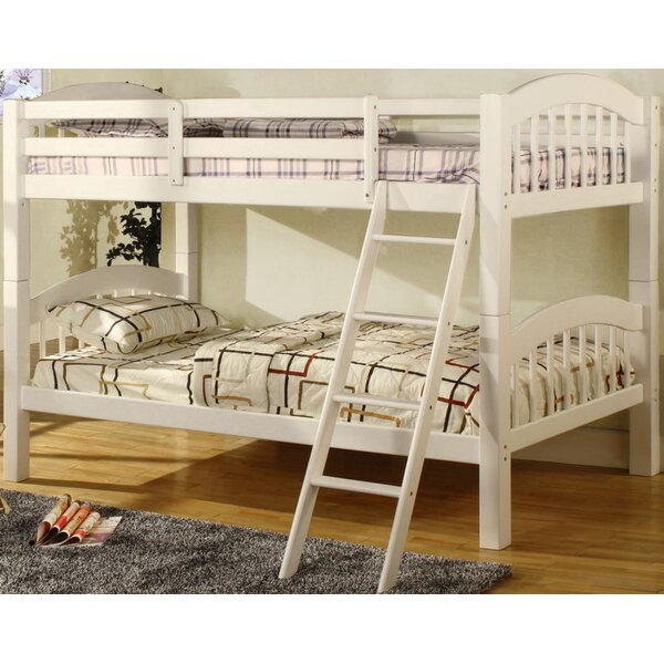 Jessa Twin over Twin Bunk Bed by Harriet Bee