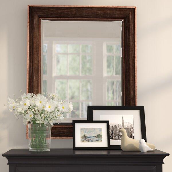 Merkle Vanity Wall Mirror by Three Posts