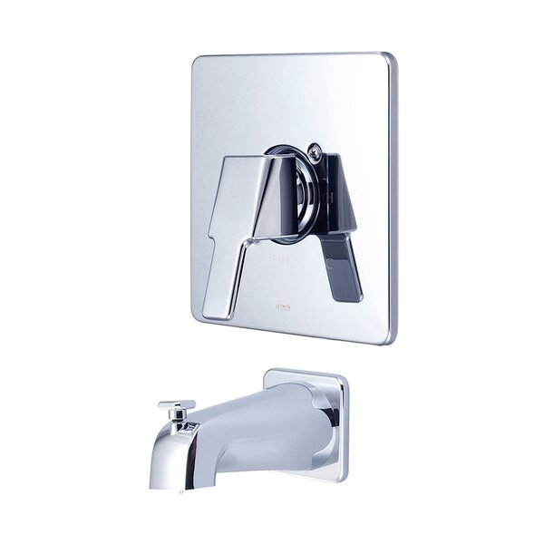 Single Handle Wall Mounted Tub Spout Trim by Olympia Faucets