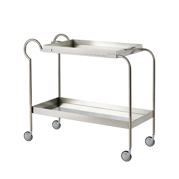 DeVeau Bar Cart by Orren Ellis