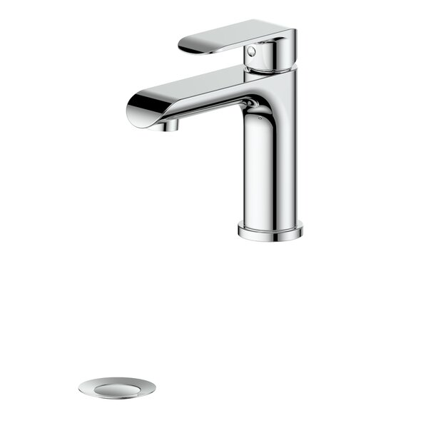 Washoe Centerset Bathroom Faucet with Drain Assembly by ZLINE Kitchen and Bath ZLINE Kitchen and Bath
