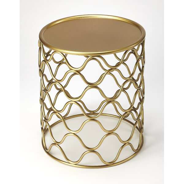 Turek End Table by Mercer41 Mercer41
