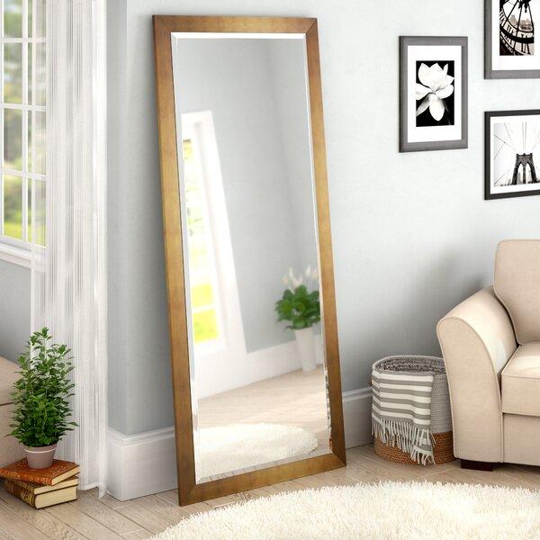 Apostol Slender Body Floor Full Length Mirror by Red Barrel Studio