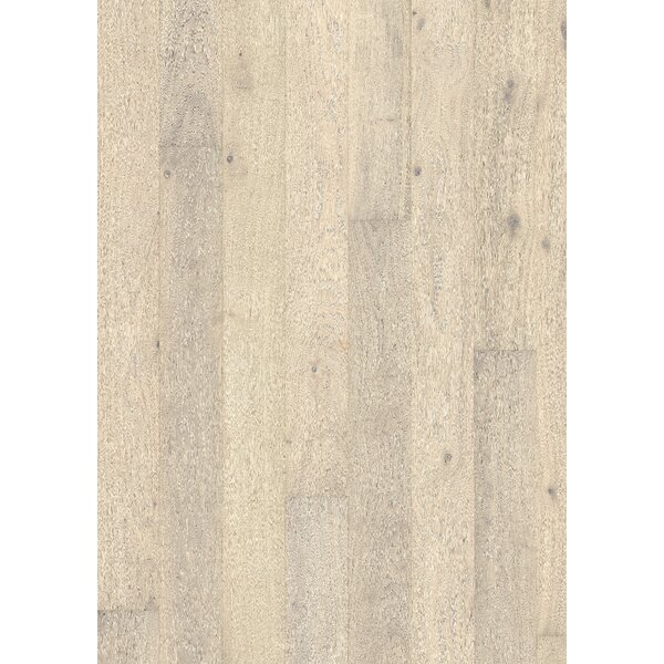 Classic Nouveau 7-3/8 Engineered Oak Hardwood Flooring in Blonde by Kahrs