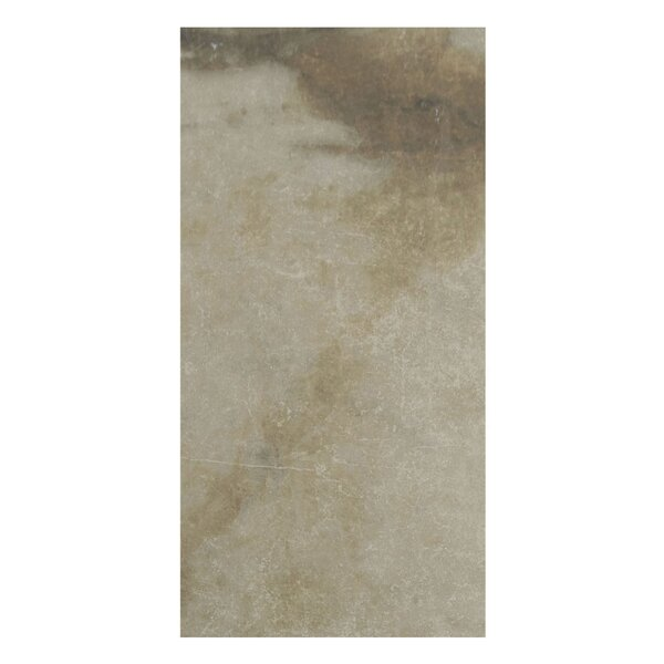 Pearl 12 x 24 Porcelain Field Tile in Camel by Casa Classica