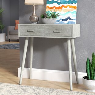 Beem 2 Drawer Console Table By Mercury Row