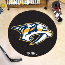 NHL - Nashville Predators Puck Doormat by FANMATS