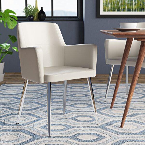 Alfie Upholstered Dining Chair (Set of 2) by Corrigan Studio