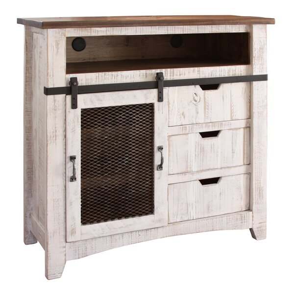 Review Coralie 3 Drawer Combo Dresser
