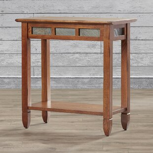 Read Reviews Ardclinis Mountain Chairside Table ByLoon Peak