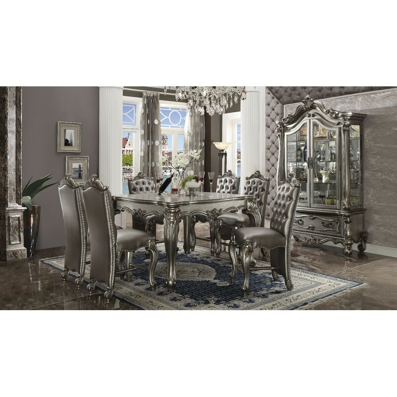 Starr 7 Piece Counter Height Dining Set