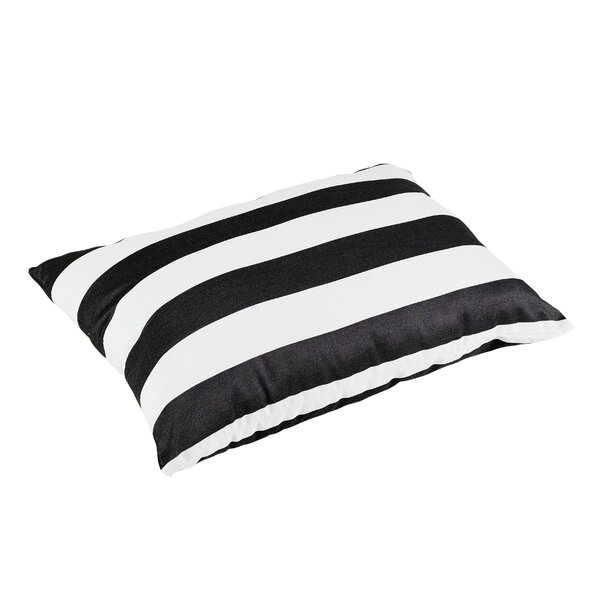 Kallisto Striped Sunbrella Cabana Classic Indoor/Outdoor Floor Pillow by Brayden Studio